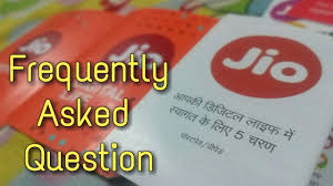 reliance jio questions