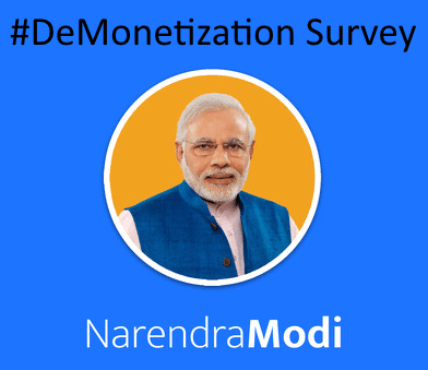 Narendra Modi Official App(Namo App): Give your Opinion on NoteBandi Directly to PM