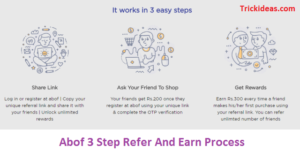 abof Refer And Earn
