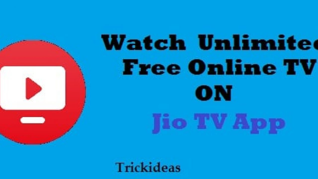 Reliance Jio TV App Offer | Download and Watch Free Online