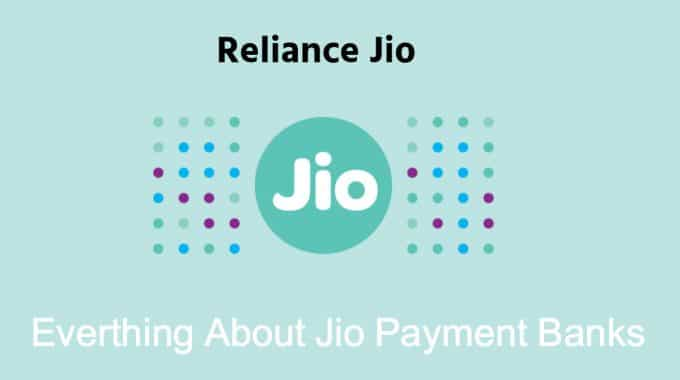 Reliance Jio Payment Bank: Everything You Need To Know About Jio Bank in India