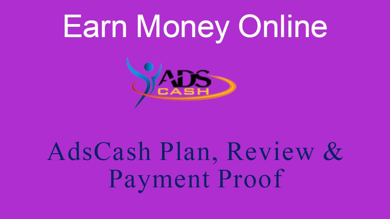 Adscash Plan: Adscash.in Review & Proof | Call 7531936992 Now