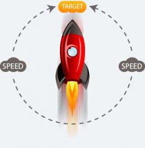 airtel v fiber speed