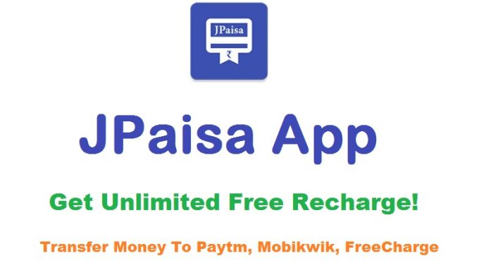 JPaisa App Loot Offer: Get Free Rs.20 Now & Rs.30 Per Referral(Proof)
