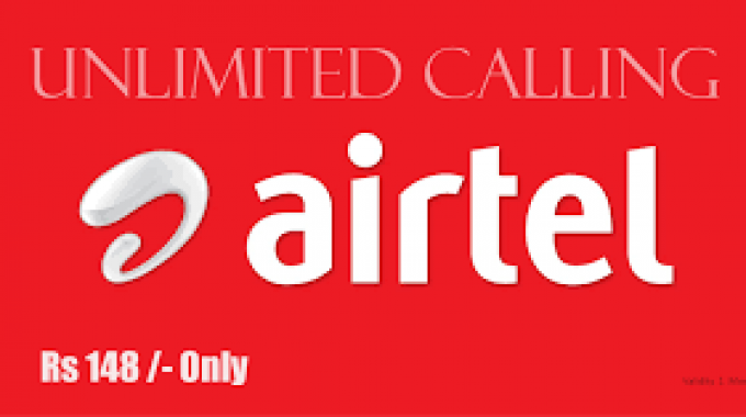 Airtel Unlimited Calling: Airtel Launched Unlimited Calling Plan At Rs.148