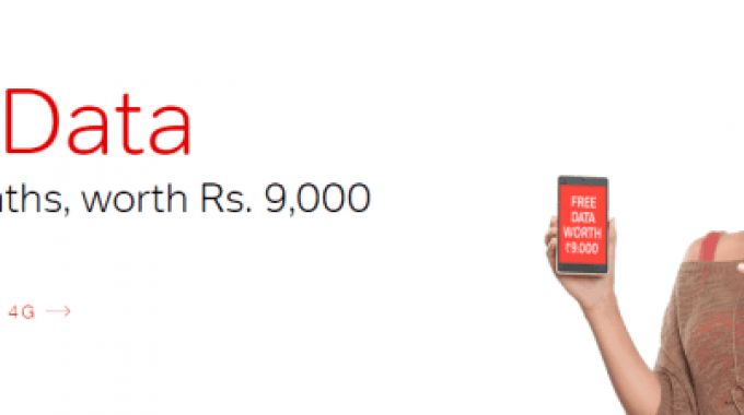Airtel One Year Internet Plan: Get Free 3GB 4G Data Every Month