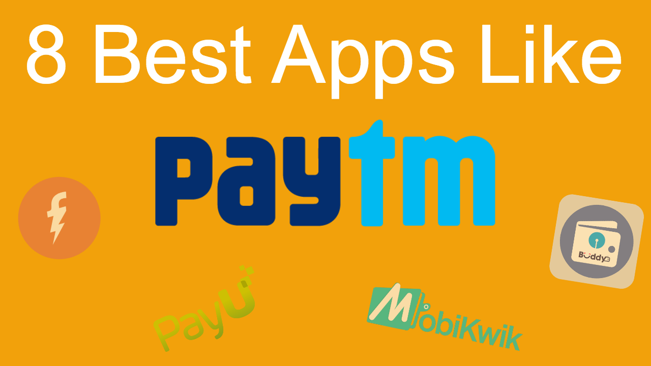 Apps like paytm app