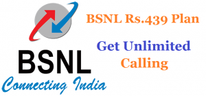 BSNL 439 Plan
