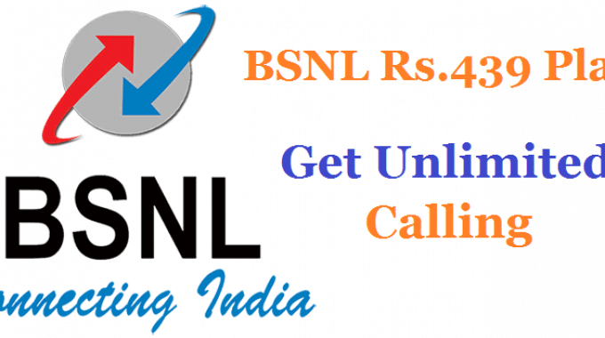 BSNL 439 Plan: Get Unlimited Free Calling for May in BSNL