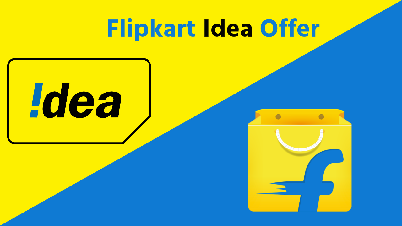 Flipkart Idea Offer