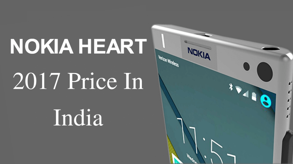 Nokia Heart 2017 Price
