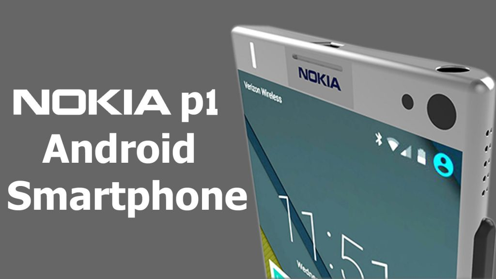 Nokia P1 Android