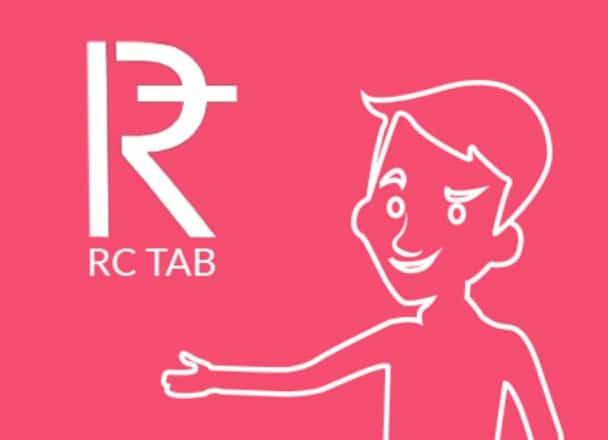 RC TAB app