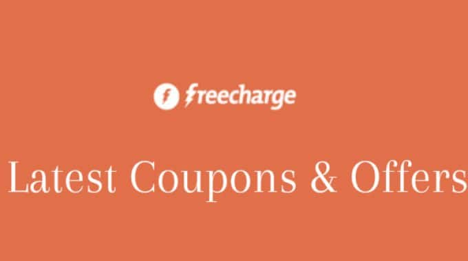 Freecharge Promo Code, Offers of Rs.50 Cashback for May
