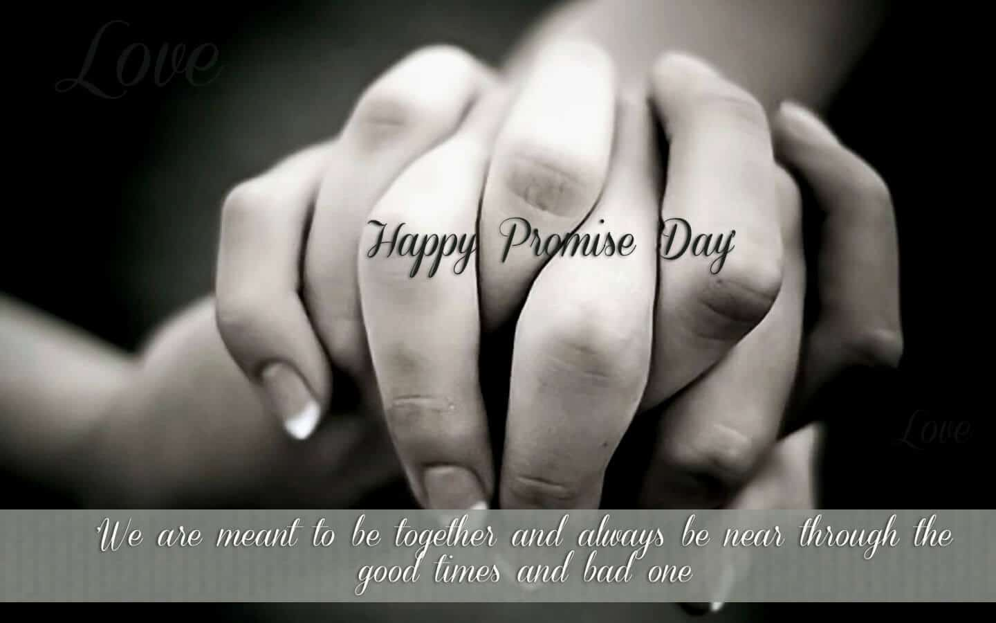 Happy Promise Day images 17
