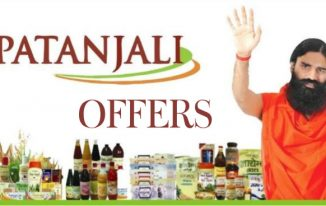 Patanjali Offers: Heavy Discount on All Patanjali Products | 25 April