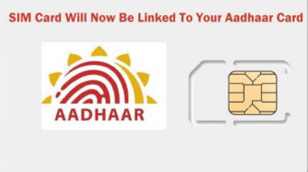 Link Mobile Number to Aadhaar card