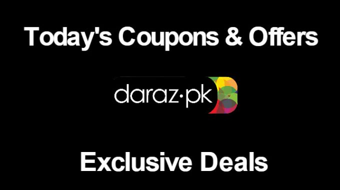 Daraz Coupon Code: April Daraz Offers and Flash Sale