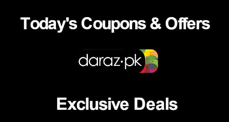 daraz coupons