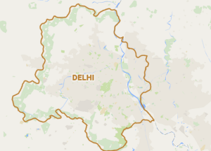 earhquake in delhi