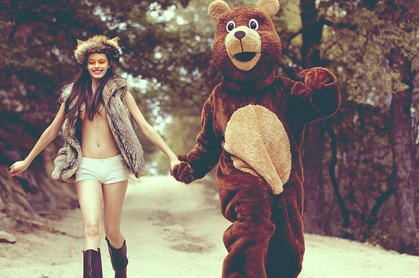 happy teddy bear day for her