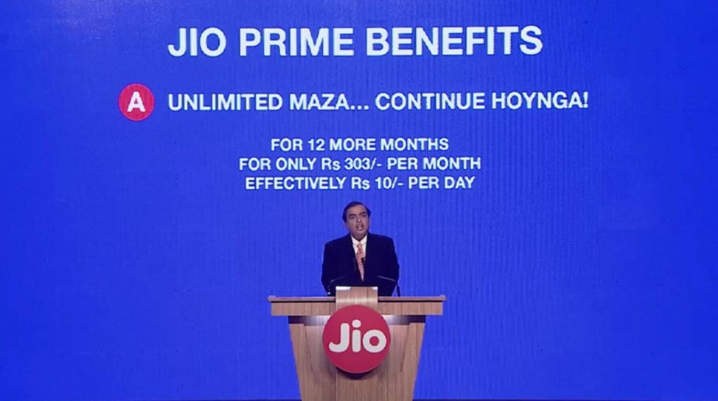 jio prime benefits