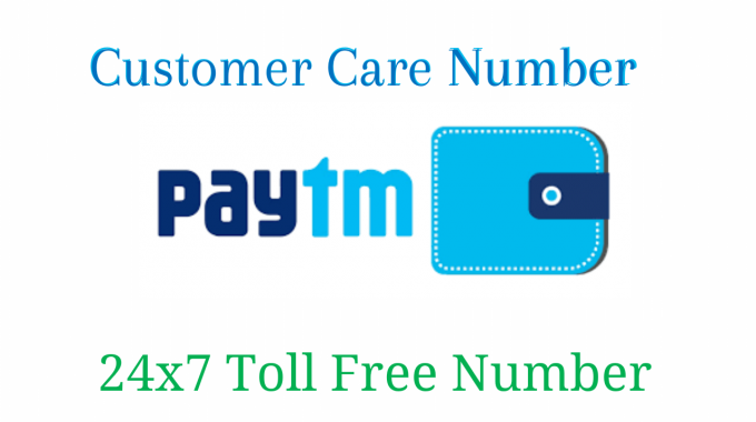 Paytm Customer Care Number for 27 May 2017: Check Paytm Toll Free Number