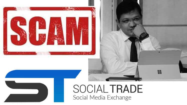 Social Trade Scam