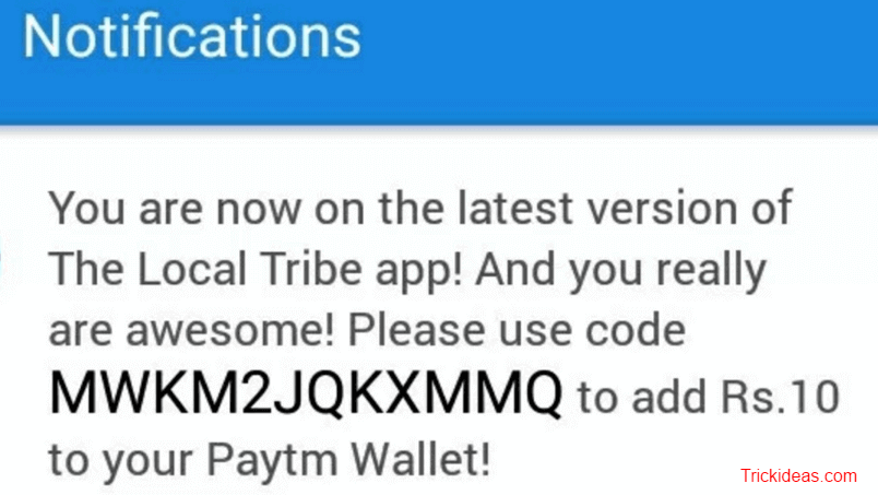 tribe app loot proof