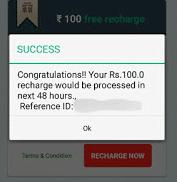 via.com app payment proof