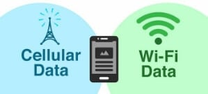 use wifi and mobile data at same time