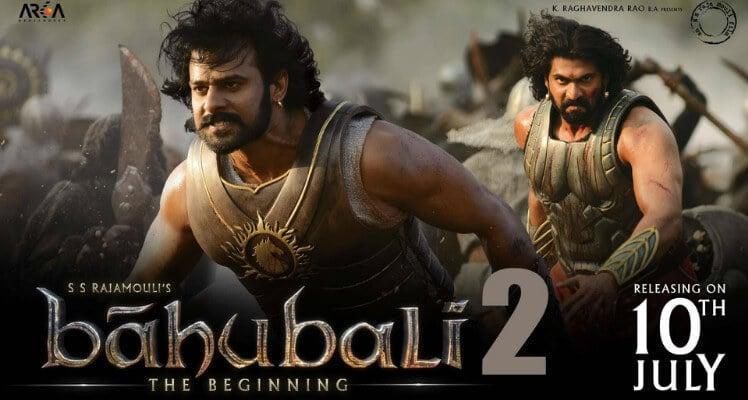 Bahubali 2 movie in Tamil