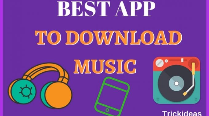 Best Free Music Download Apps: 8 App to Download Free Songs