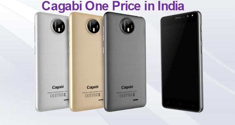Cagabi One Price in India