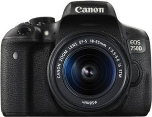 Canon 750D in India