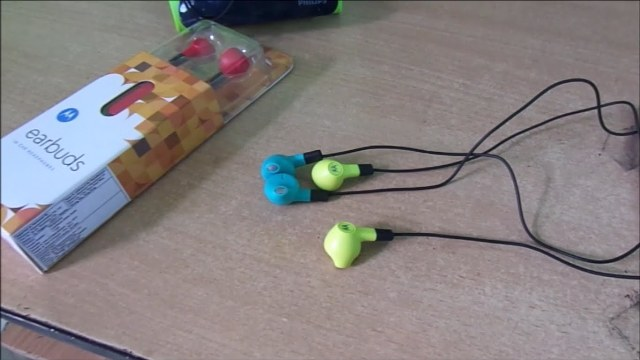 Motorola Lumineer earphones india
