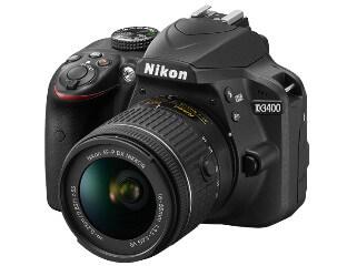 Nikon D3400 in India