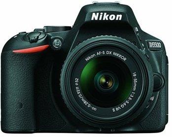 Nikon D5500 under 50000