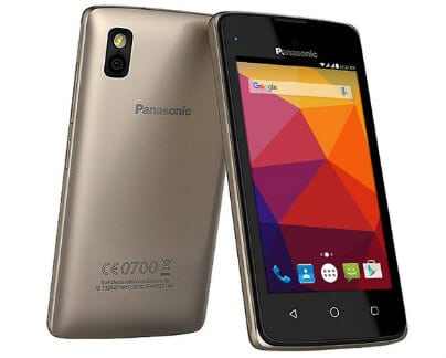 Panasonic T44 in India