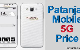 Patanjali Mobile 5G Price: Specs, Features and How to Book 26 April