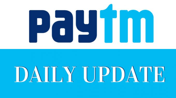 Paytm Recharge Offers: Get Rs.20 CB on DTH for 27 May