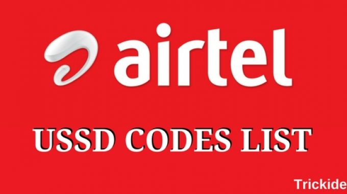 Airtel USSD Code To Check Airtel 4G Data Balance, Own Number