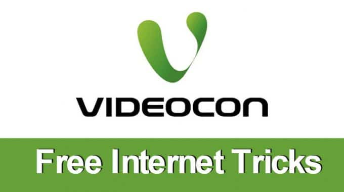 Videocon Free Internet Trick: Latest 27 May 100% Working 2.75G Free Internet