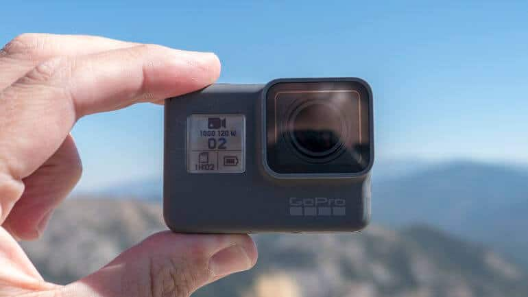 gopro hero5 black india