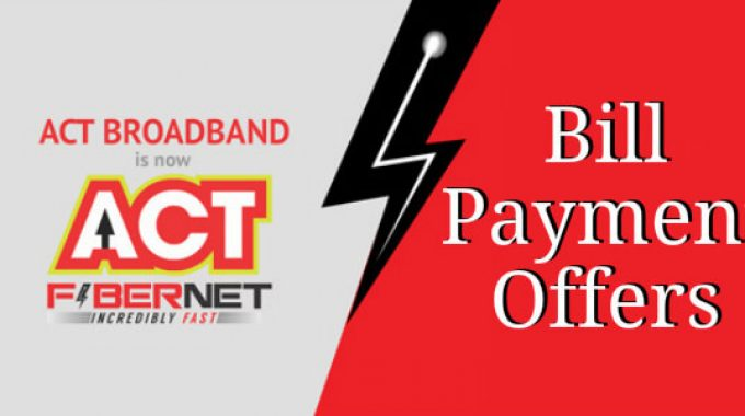 Act Broadband Bill Payment Offers for 27 May 2017