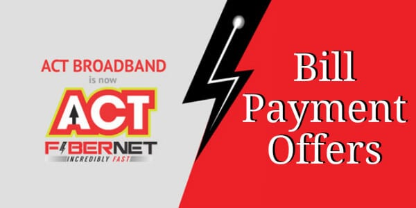 Act Broadband Bill Payment