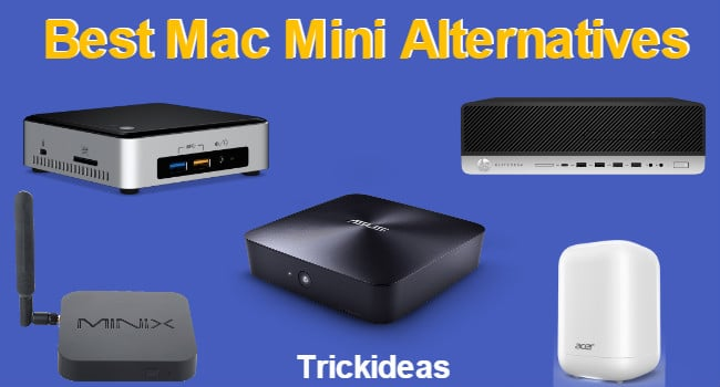 mac mini alternatives