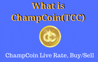 What is Champcoin: ChampCoin Live Rate, How to Buy/Sell Champcoin