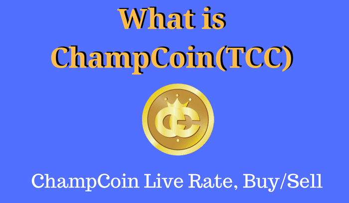 What is ChampCoin