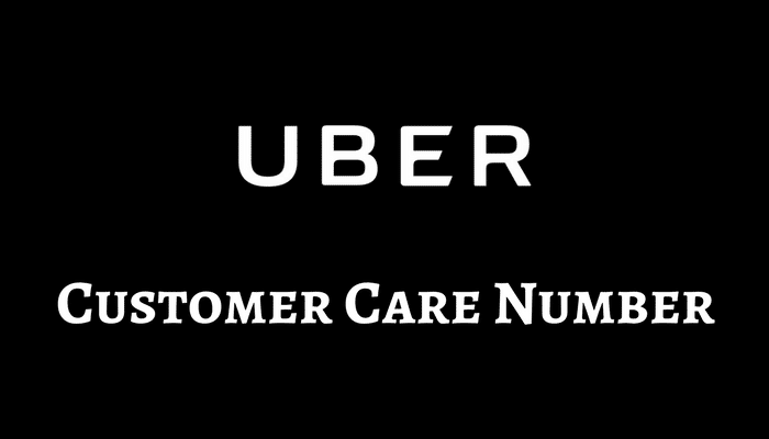 Uber Customer Care India